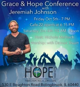 Grace & Hope Conference with Jeremiah Johnson